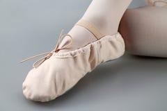Little Ballet Slippers Stock Image