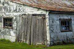 Little barn Stock Photos