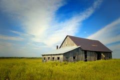 Little barn Stock Photography