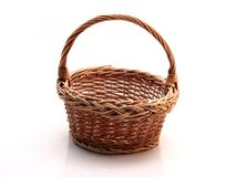Little basket Royalty Free Stock Image