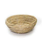 Little basket empty Royalty Free Stock Images