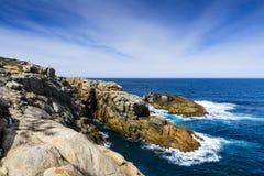 Ocean view, western Australia. Royalty Free Stock Image