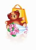 Little_bear Foto de archivo libre de regalías