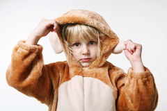 Little bear. Royalty Free Stock Photography