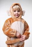 Little bear. Royalty Free Stock Images