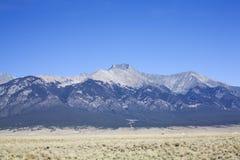 Little bear mountain colorado stock photo
