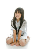 Little  beautiful  asian girl Royalty Free Stock Image
