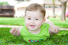 Little Beautiful Boy Royalty Free Stock Photography