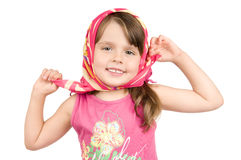 Little beautiful girl Royalty Free Stock Photo