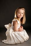Little beautiful girl Royalty Free Stock Images