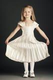 Little beautiful girl Stock Photo