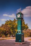 Little Ben Clock Tower Royalty Free Stock Images