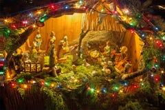 Little Bethlehem from the village Stock Image