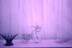 Little bicycle Stock Photography