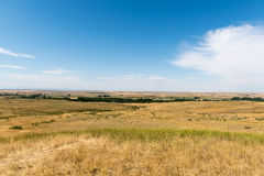 Little Bighorn Montana Royalty Free Stock Images