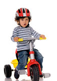 Little biker Stock Photos