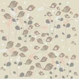 Little birds Stock Image