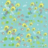 Little birds Stock Images