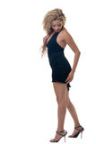 Little black dress Royalty Free Stock Photography