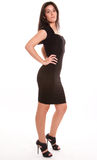 Little black dress Stock Photography