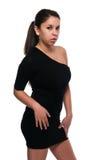 Little black dress Stock Image