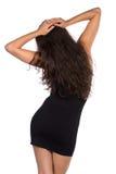 Little black dress Royalty Free Stock Photo