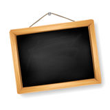 Little blackboard Stock Images