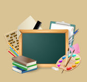 Little blackboard Royalty Free Stock Images