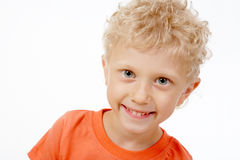 Little boy Royalty Free Stock Images