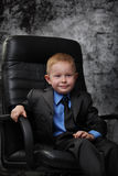 The little boy Royalty Free Stock Images