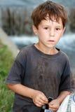 Little boy. Portrait of a little boy Stock Image