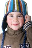 Little boy. Portrait of a six years old boy Royalty Free Stock Photos