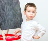 Little boy Royalty Free Stock Photos