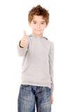 Little Boy immagine stock