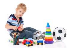 Little Boy Royalty-vrije Stock Foto's