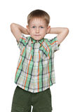 Little Boy Stockbilder