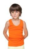 Little Boy fotografía de archivo libre de regalías