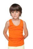 Little Boy Lizenzfreie Stockfotografie