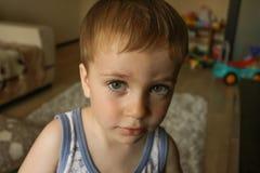 Little Boy imagen de archivo libre de regalías