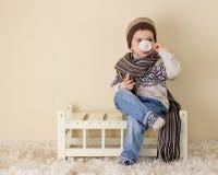 Little Boy Stockbild