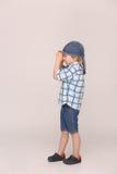 Little Boy stockfotos