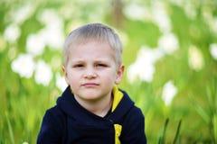 Little Boy Royalty-vrije Stock Foto