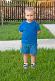 Little Boy Foto de Stock