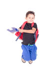 Little Boy Fotografia Stock