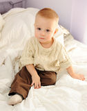 A little boy Royalty Free Stock Image