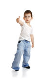 The little boy Stock Photos