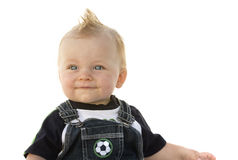 Little Boy adorabile fotografia stock libera da diritti