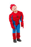Little boy in carnival costume Stock Images