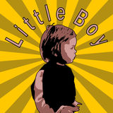 Little boy-Childhood Stock Photography