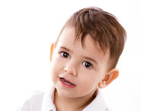 Little boy Stock Photos